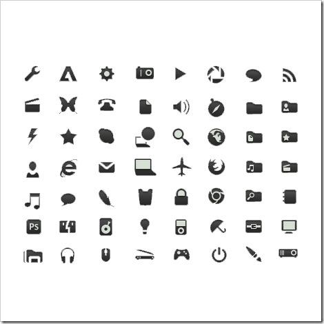 иконки для сайта 16x16: