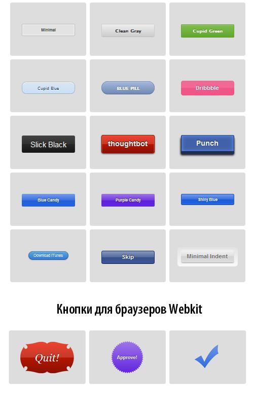 Как сделать кнопку css