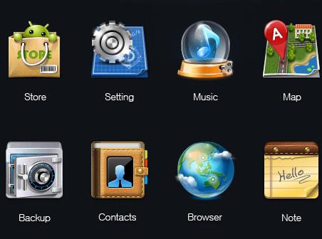 набор иконок для андроид - фото 4