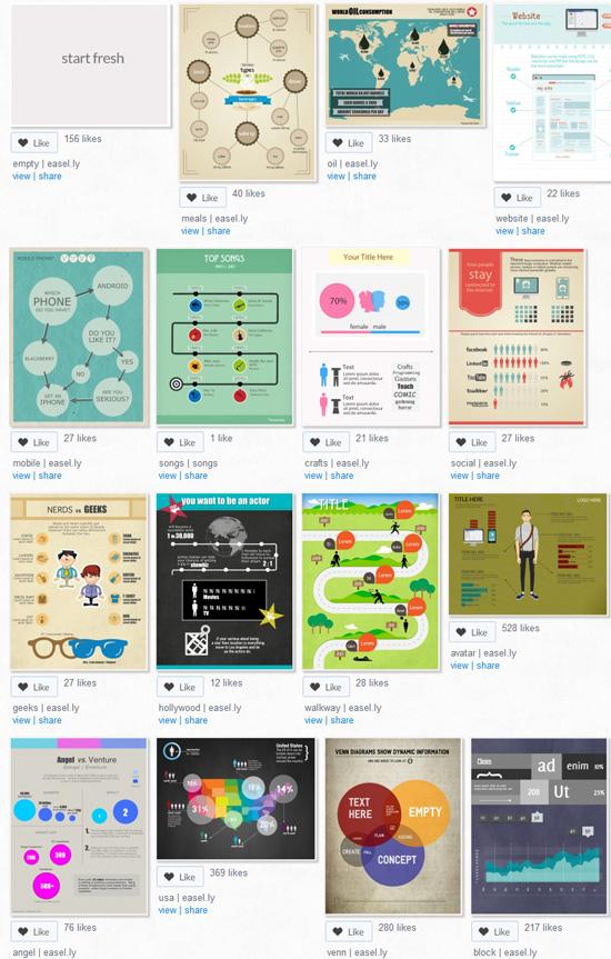 программа для создания инфографика на русском скачать