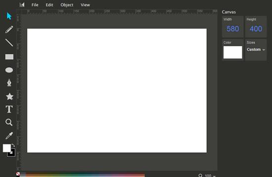 редактор векторной графики онлайн