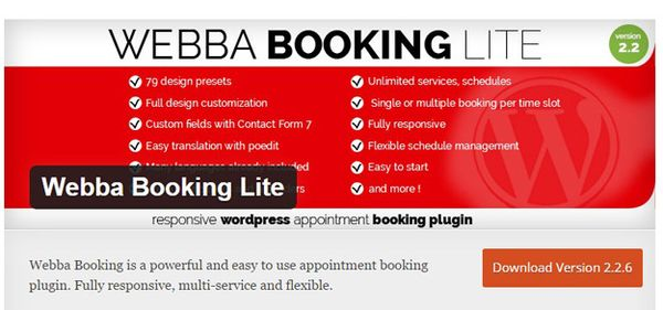 Webba Booking