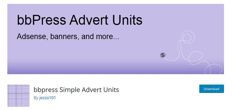 bbPress Simple Advert Units