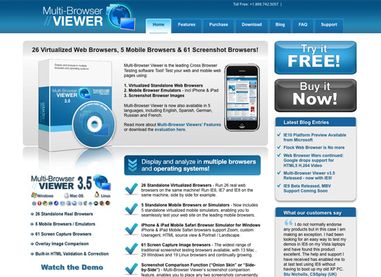 Multi-Browser Viewer