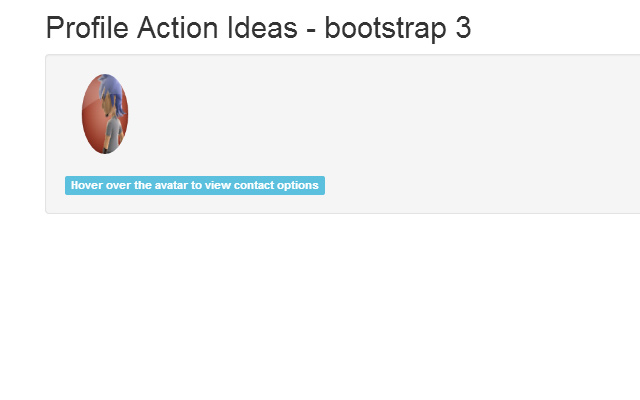 Bootstrap 30 examples - 6