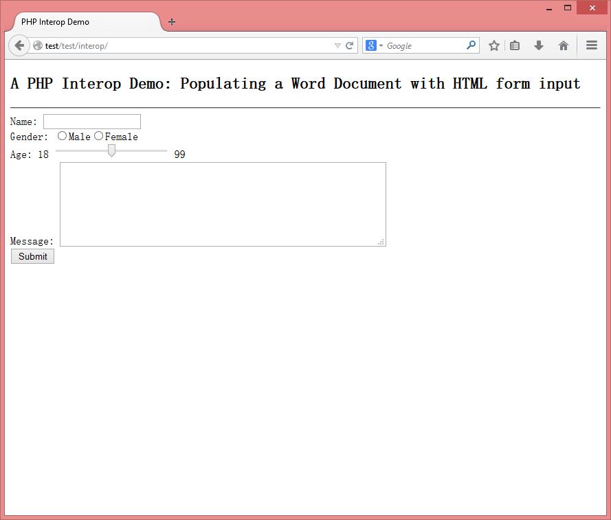 php submit не обновлял страницу