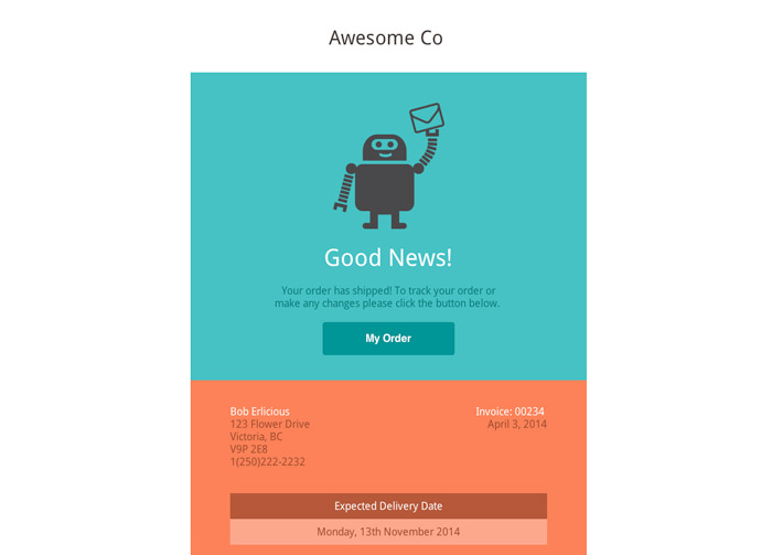 css email templates