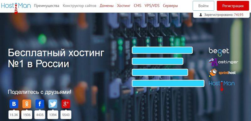 Бесплатные сайты на бесплатном хостинге что такое домен и как он связан с хостингом