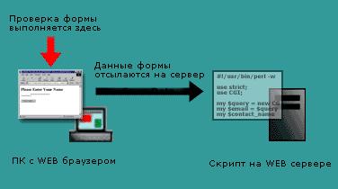 cgi обработка форм:
