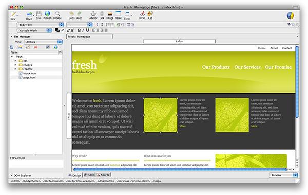Бесплатный хостинг с редактором html хостинг с готовыми шаблонами для сайта