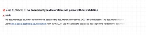 Не указан тип документа